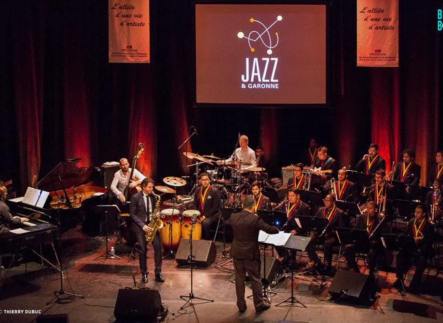 Samy Thiébault Big Band Simón Bolivar