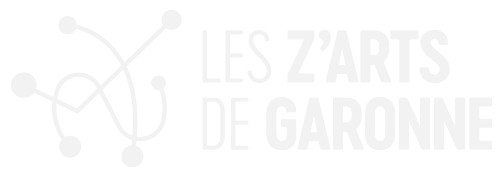 Logotype Les Z'arts de Garonne
