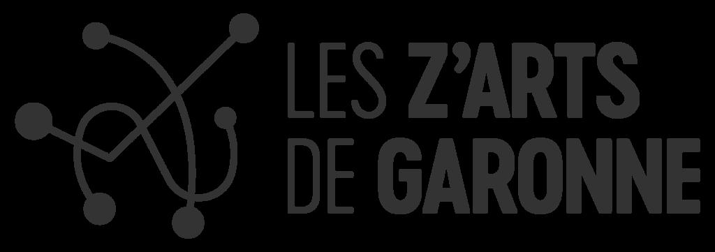 Logotype des Z'arts de Garonne