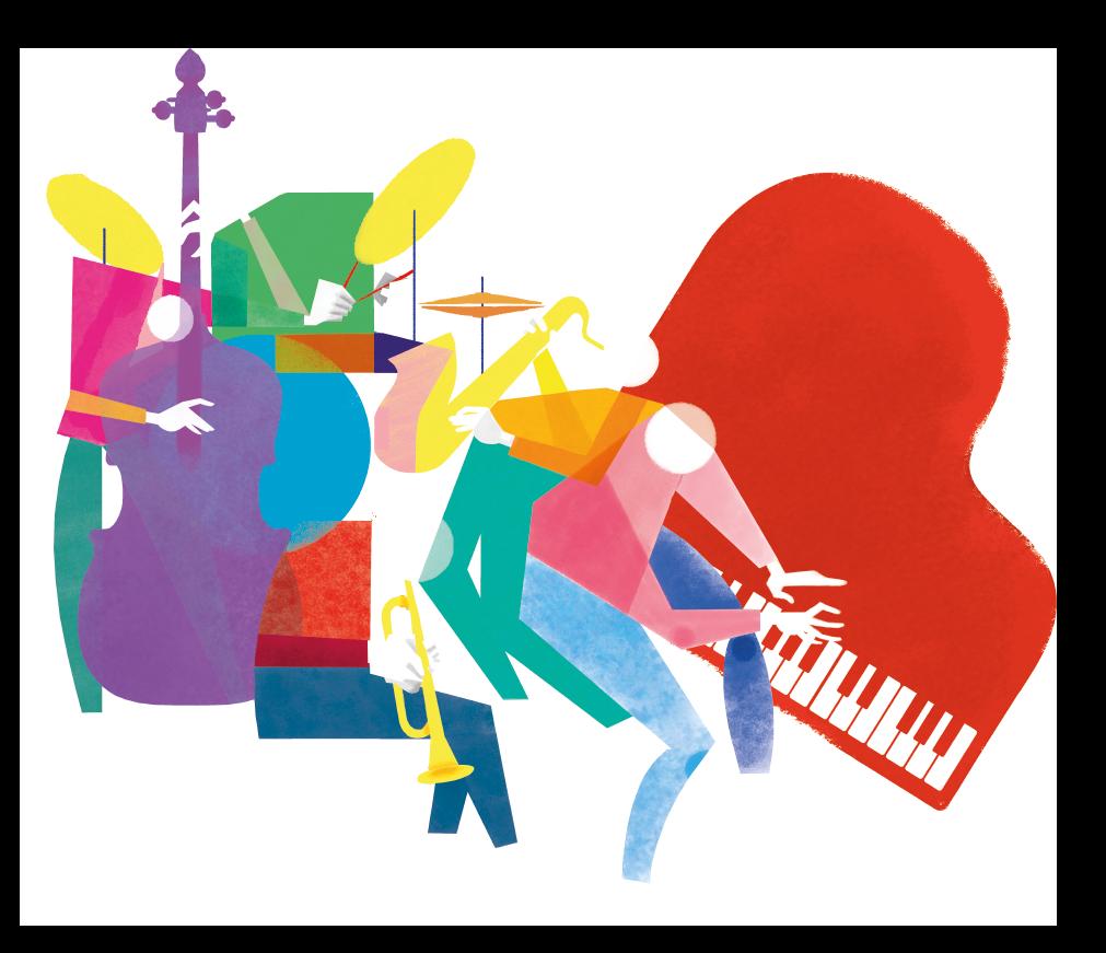 Illustration Jazz & Garonne 2021